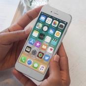 Pas de weergave van je iPhone-scherm aan met Weergavezoom