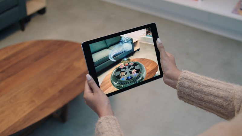 ARKit-apps met augmented reality