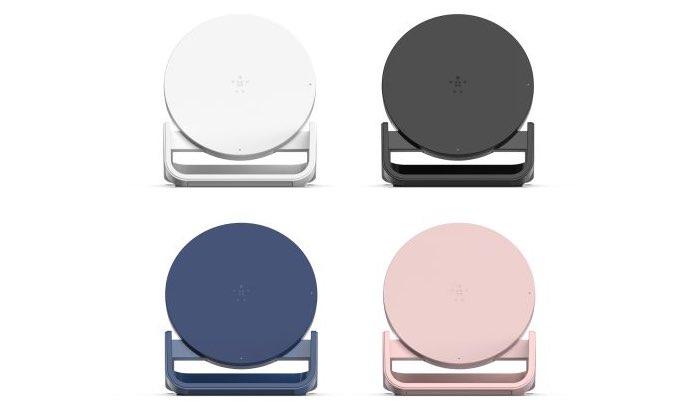 Belkin Charging Stand kleuren