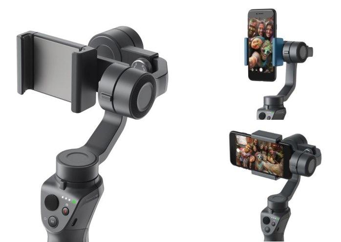 DJI Osmo Mobile 2 voorbeelden