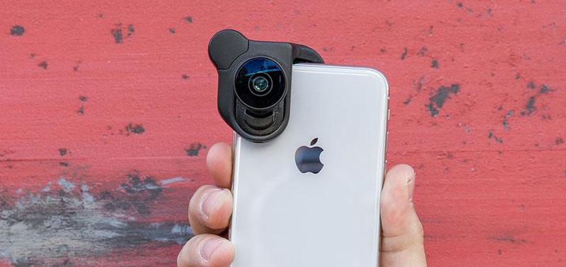 OlloClip voor iPhone X