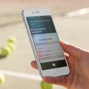 Siri en tennis.