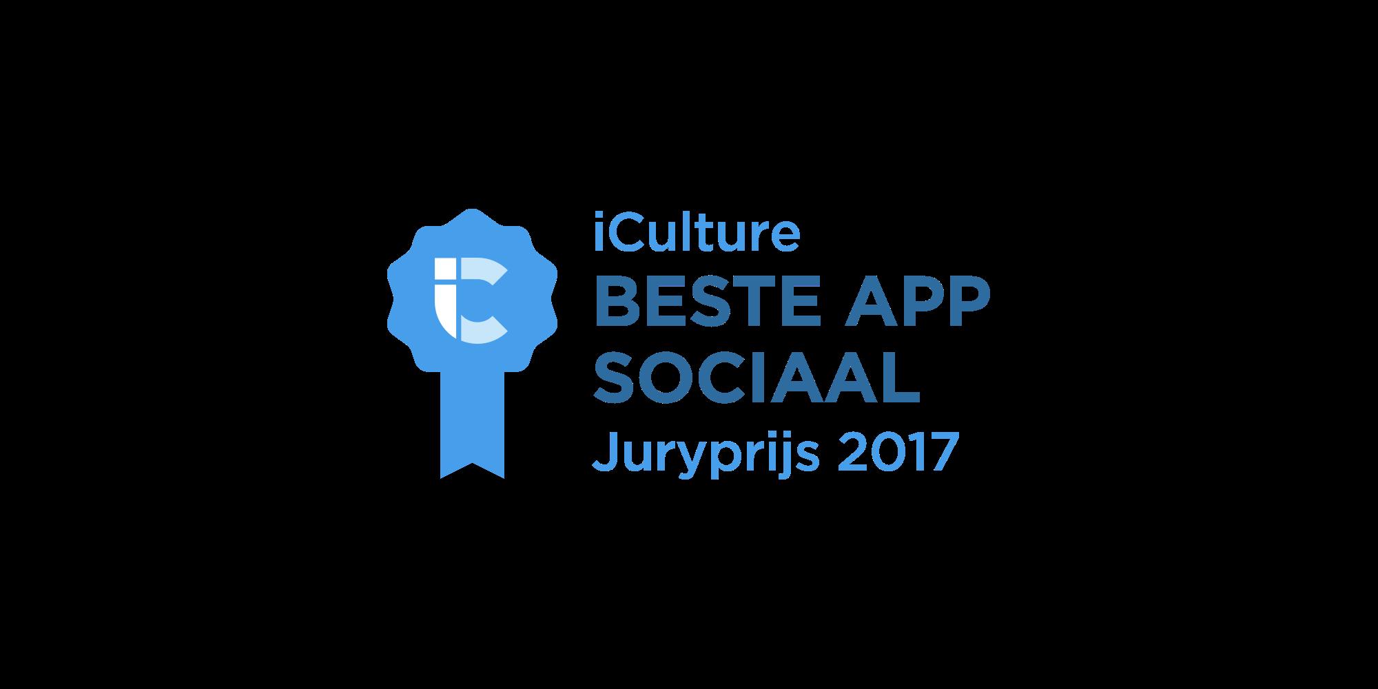 Beste Sociale App 2017