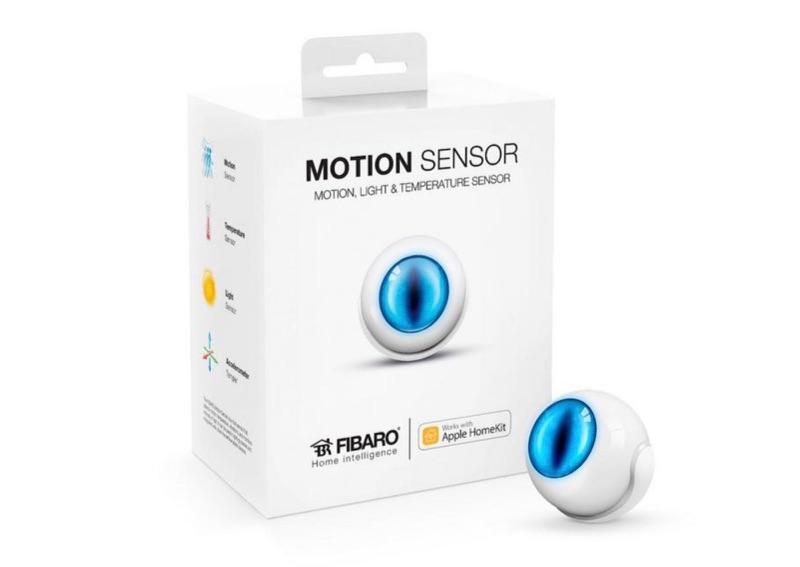 Fibaro Motion Sensor.