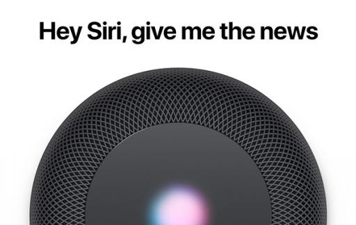 Hey Siri Give me the News?