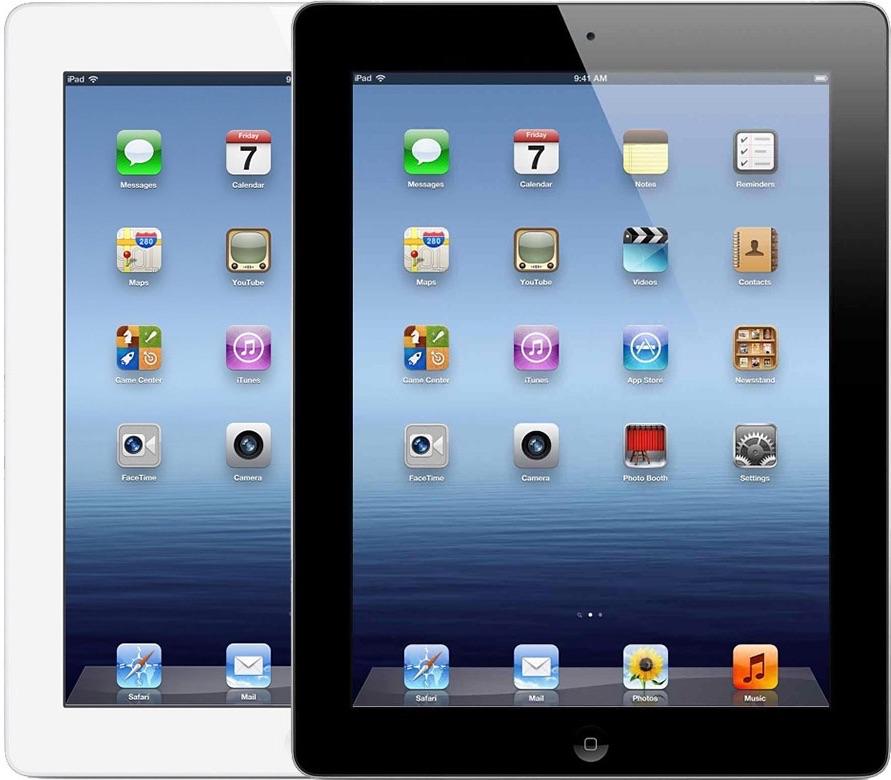 iPad 3 uit 2012.