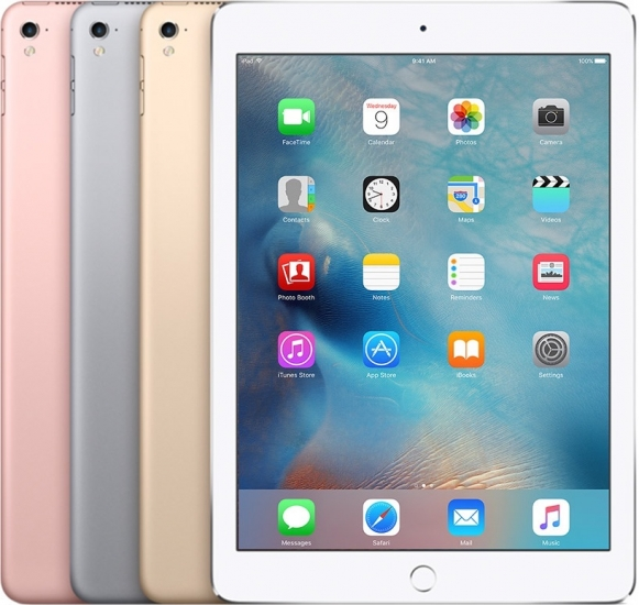 iPad Pro 9,7-inch uit 2016.
