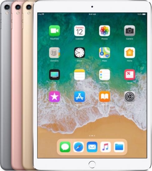 iPad Pro 10,5-inch uit 2017.