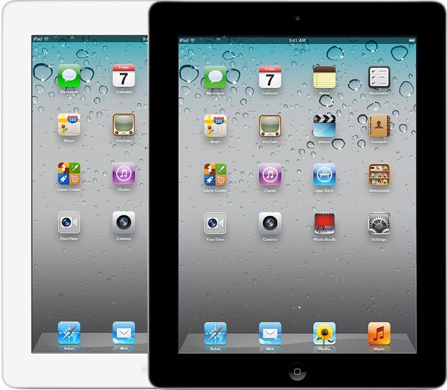 iPad 2 uit 2011.