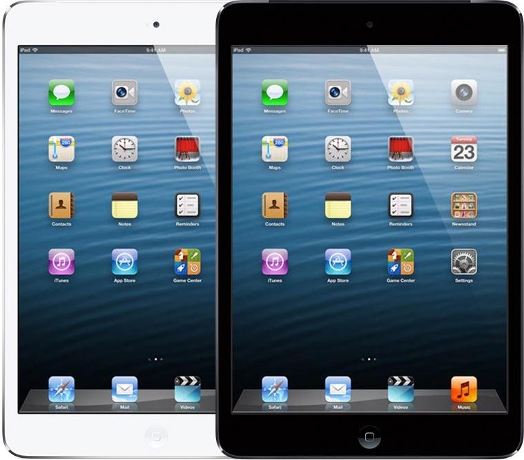 iPad mini uit 2012.