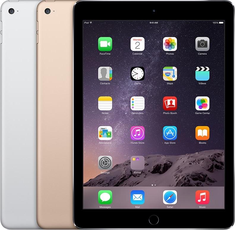 iPad Air 2 uit 2014.