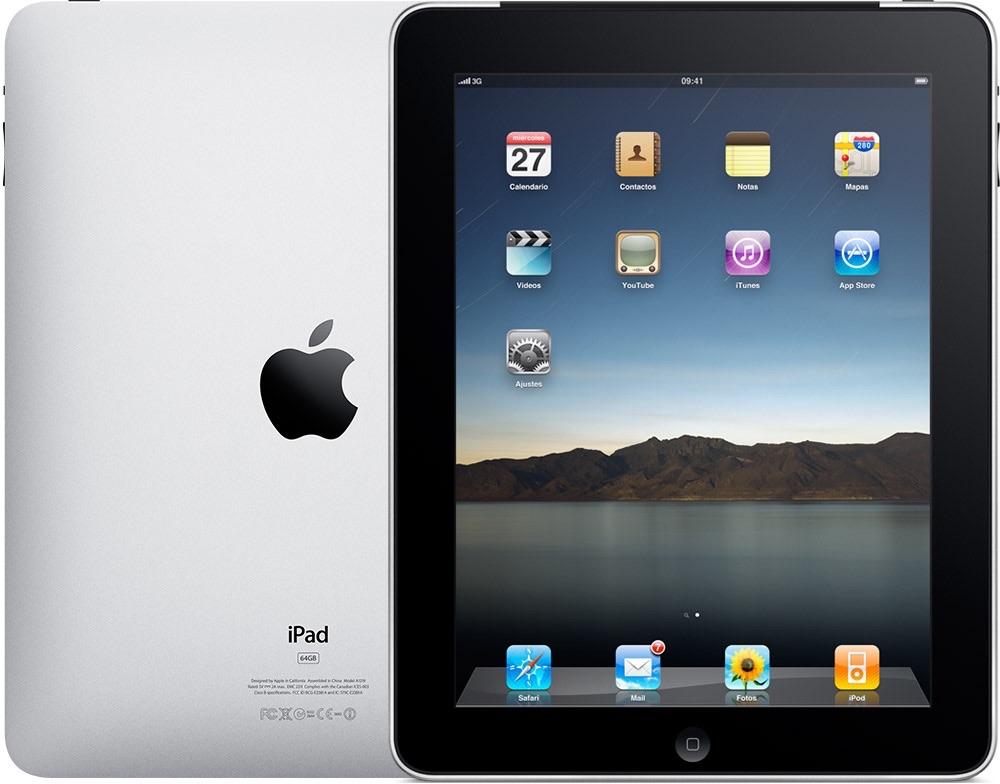 Originele iPad uit 2010.