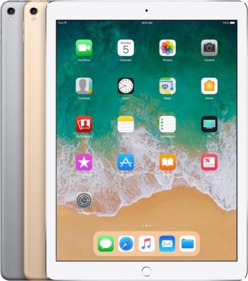 iPad Pro 12,9-inch uit 2017.