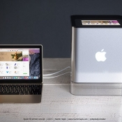 Apple 3D printer concept door Martin Hajek