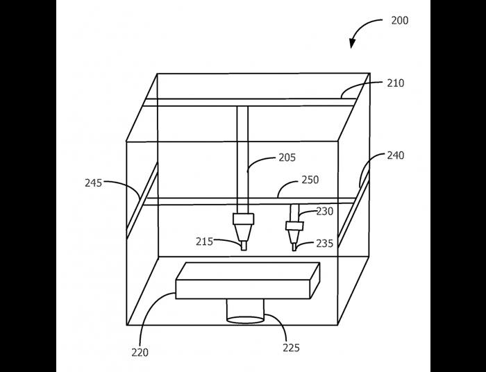3D printer van Apple