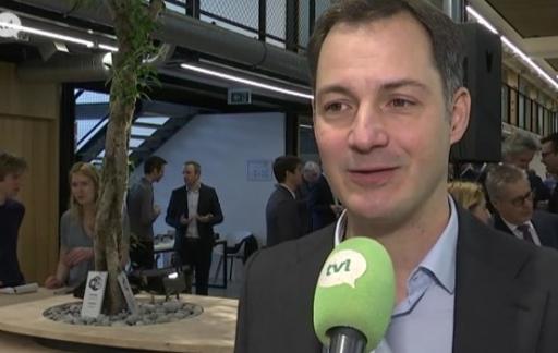De Croo 5G-netwerk België