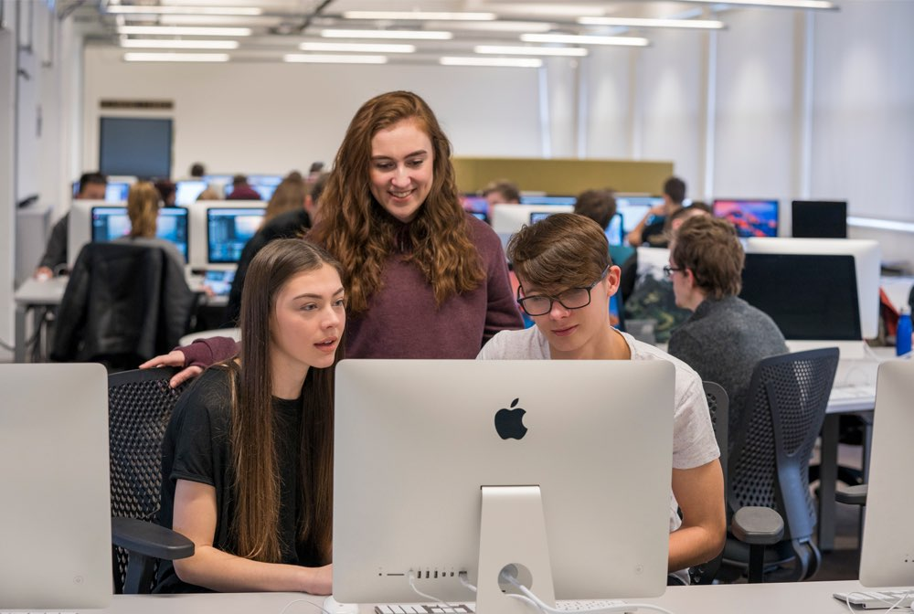 Iedereen kan programmeren - Swift-cursus voor studenten
