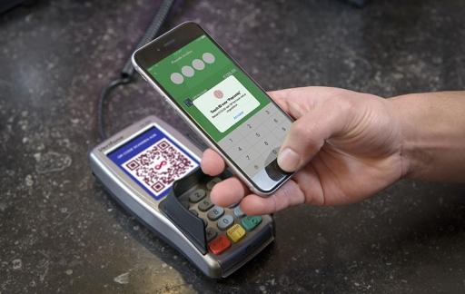 QR-codes met iPhone scannen en Payconiq