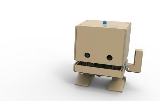 IBM TJbot robot