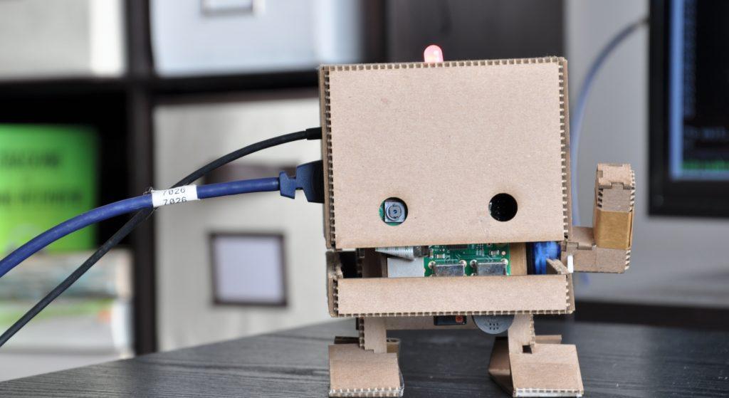 TJBot robotje