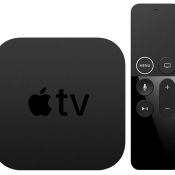 Apple TV 4K met Siri Remote.
