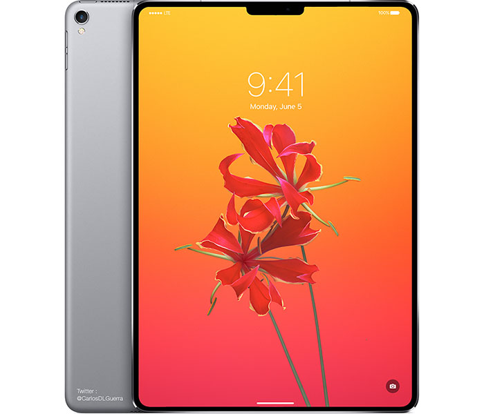 iPad Pro met Face ID