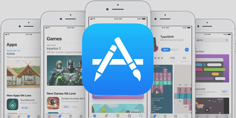 App Store in iOS 11
