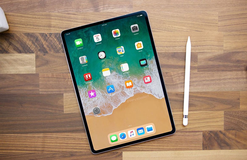 iPad randloos 2018
