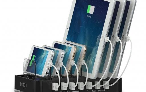 iPads laadstation