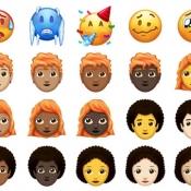 Deze emoji komen in 2018 naar je iPhone: superhelden en haarkleuren