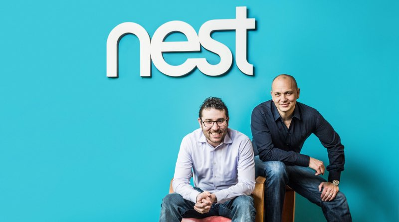 Nest-oprichters Rogers Fadell