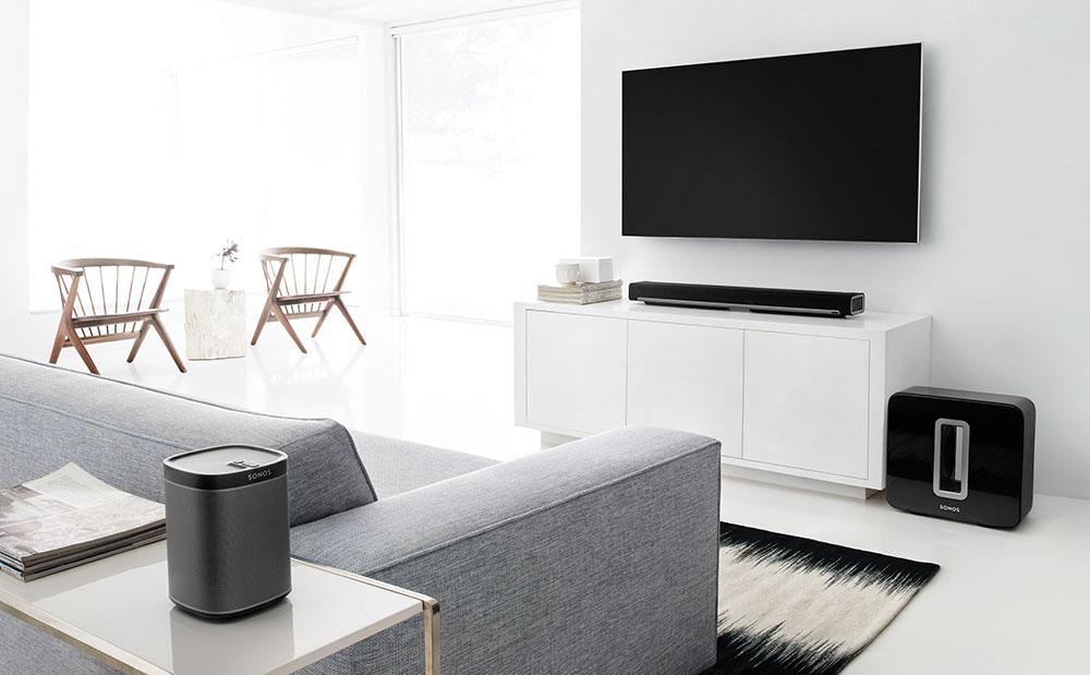 Sonos multiroomsysteem kopen