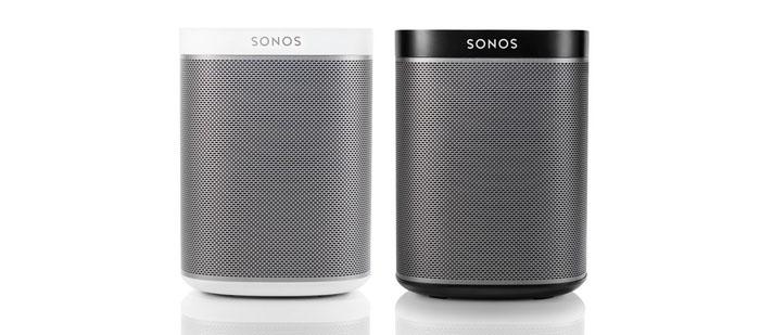 Sonos Play:1 kopen in wit en zwart