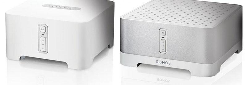 Sonos Connect en Connect Amp kopen