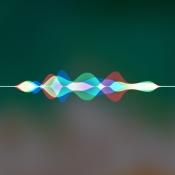 Siri geluidsgolven.