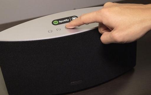 Spotify-speaker