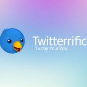 Twitterrific logo.