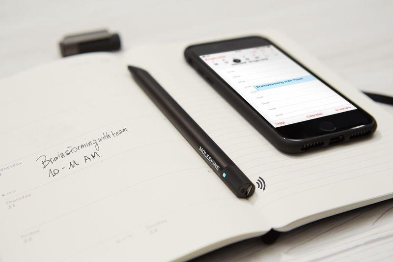Moleskine Pen+ Ellipse