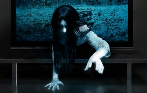 The Ring horror met ARKit