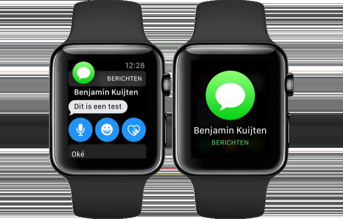 Apple Watch berichtenprivacy