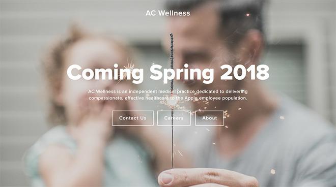 AC Wellness medische kliniek van Apple
