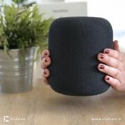 HomePod review: HomePod in handen
