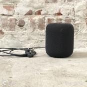 HomePod review: HomePod met Engelse stekker