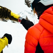 Apple Watch ski-prestaties