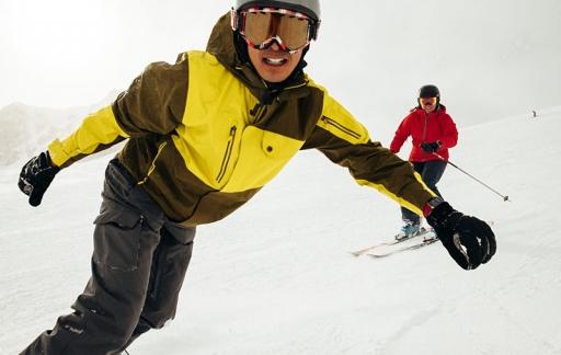 Apple Watch ski-apps