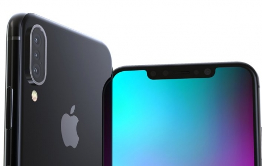 iPhone X Plus met 3 camera's via LetsGoDigital