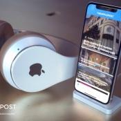 Zo kan Apple's luxe hoofdtelefoon eruit zien