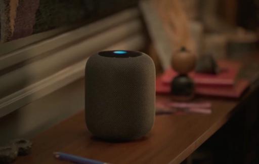 HomePod-reclame met Spike Jonze.