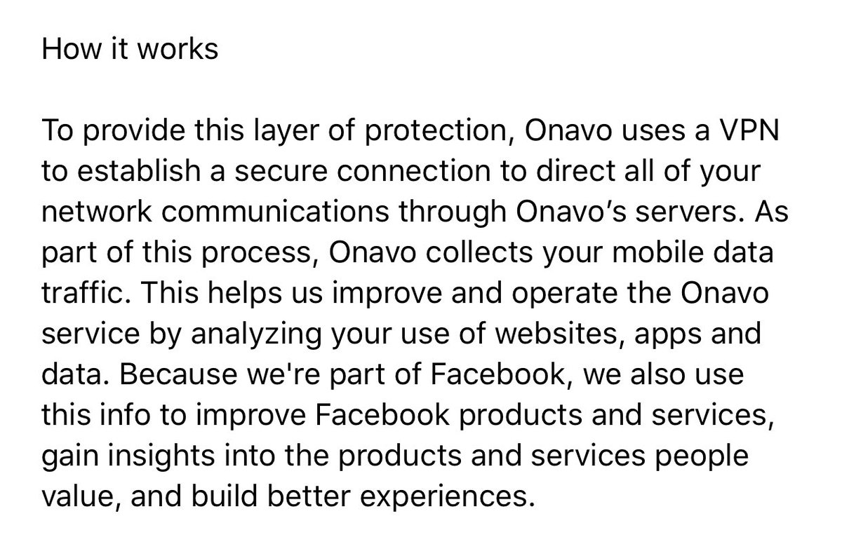 Facebook Protect-info