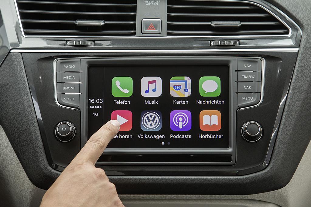 volkswagen geeft zes maanden apple music bij nieuwe. Black Bedroom Furniture Sets. Home Design Ideas